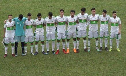 CAN-U23: L'Algérie bat la Guinée équatoriale (3-1) et se qualifie pour le 3e tour