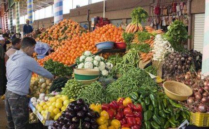 Commerce: Baisse des prix des fruits et légumes