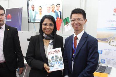Huawei participe à la deuxième édition du Salon des Energies Renouvelables
