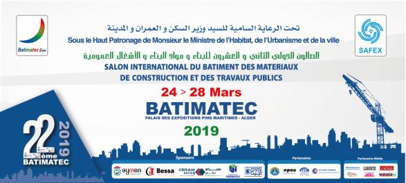 Le Groupe des Sociétés Hasnaoui,  une présence en force au Batimatec 2019
