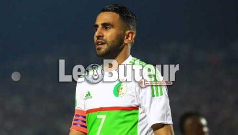 Mahrez : «On va essayer de ramener cette deuxième étoile d'Egypte»