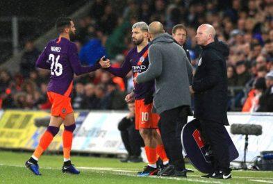 Manchester City: Mahrez déçoit face à Swansea
