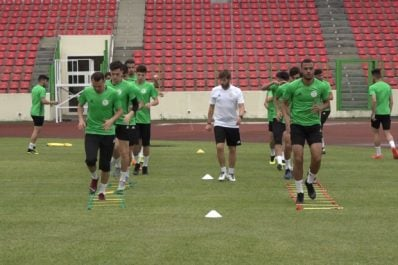 U23: Guinée Equatoriale 0 – Algérie 0