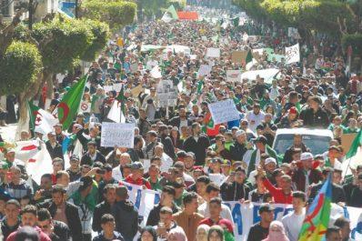 Algérie 22 février 2019 : de la légitimité historique à la légitimité populaire