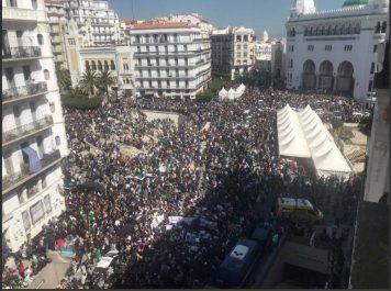 Marches, organisation et projets pour l'Algérie de demain: Chronique d'un beau rêve populaire