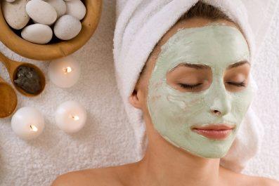 Beauté Masque au concombre «coup d'éclat» à faire soi-même