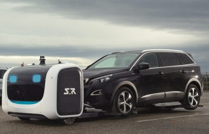 Innovation: Un robot «parkingueur»