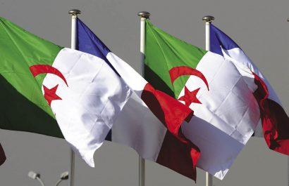 Economie: les relations franco-algériennes sont perturbées