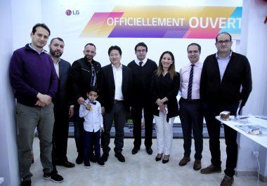 LG Electronics Algérie renforce son réseau de distribution avec un nouveau Showroom à Sétif