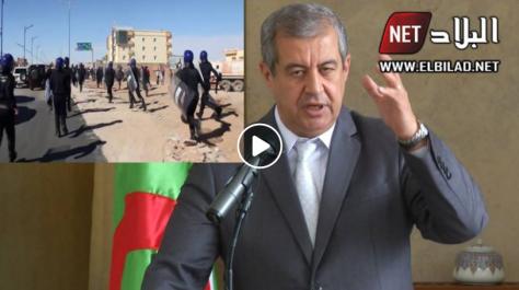 Vidéo: Le porte-parole du gouvernement réagit aux manifestations organisées à l'occasion des visites des ministres