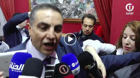 Belaid annonce sa participation à la réunion de concertation avec Bensalah [vidéo]