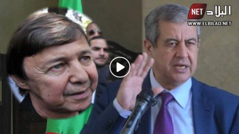 Le frère de Bouteflika est toujours conseiller à la présidence ?