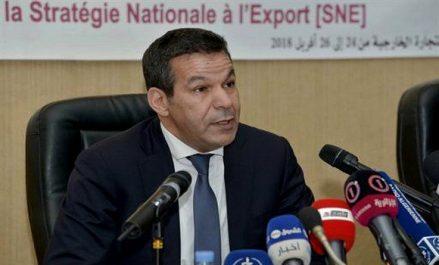 Le ministre du commerce Said Djalleb promet d'assurer la qualité des produits industriels