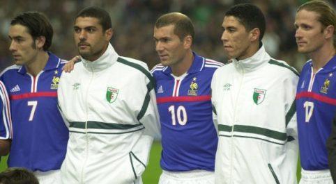 Vers l'organisation d'un match amical France-Algérie