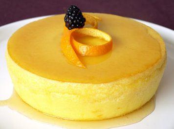 Recette: Gâteau de semoule aux agrumes