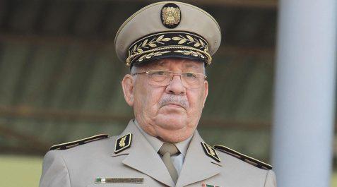 Gaïd Salah en visite de travail jeudi à la 1ère Région militaire à Blida