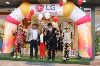 Deuxième anniversaire du premium showroom de LG : un concept innovant qui a fait ses preuves