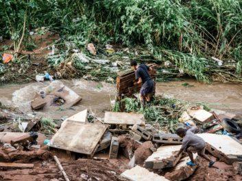 Inondations en Afrique du sud: 51 morts