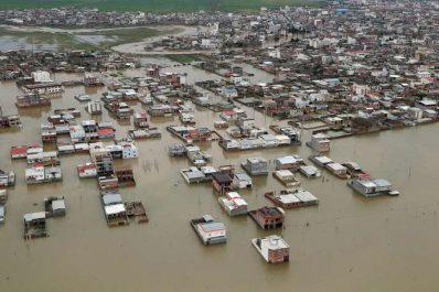 Iran : près d'un million d'enfants affectés par des inondations massives