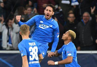 Hoffenheim: Belfodil signe un hat-trick contre Augsbourg