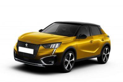 Peugeot : Nouvelle 2008 se prépare