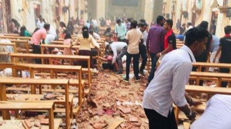 Sri Lanka : au moins 137 tués et des centaines de blessés dans des attaques d'églises et d'hôtels