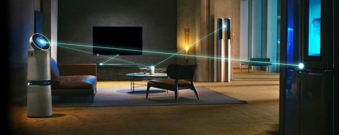 LG se prépare à montrer comment l'IA profitera aux foyers de la région MENA