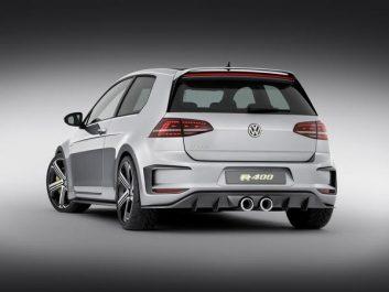 Volkswagen Golf : Une R400 en préparation