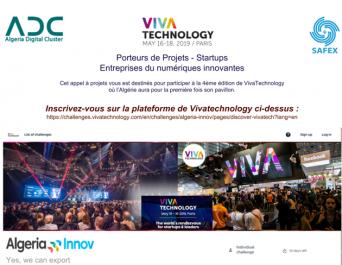 Le cluster numérique algérien offre la chance à 30 startups de participer au plus gros évènementeuropéen de l'innovation