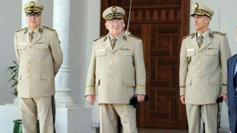 DSI: le général Abdelkader est remplacé par le Colonel El-Ouanes !