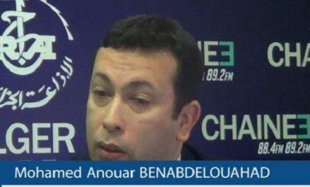 Mohamed Anouar Benabdeouahad nouveau P-DG d'Algérie Télécom