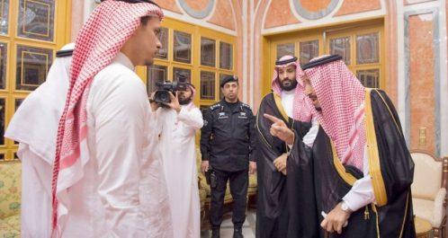 Arabie saoudite : Arrestation de huit écrivains et blogueurs, dont deux Américains