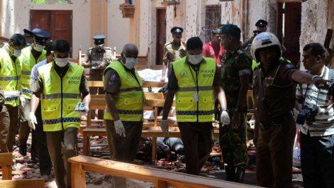 Pâques sanglantes au Sri Lanka : 207 morts dans des attentats