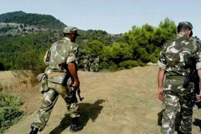 Un élément de soutien aux groupes terroristes arrêté à Khenchela