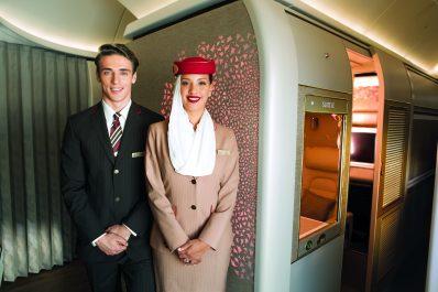 Emirates remporte le prix de la meilleure Première Classe au TripAdvisor Travelers' Choice® awards for Airlines de l'année 2019