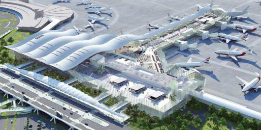 Il a été inauguré hier : Le nouvel aéroport entre en service