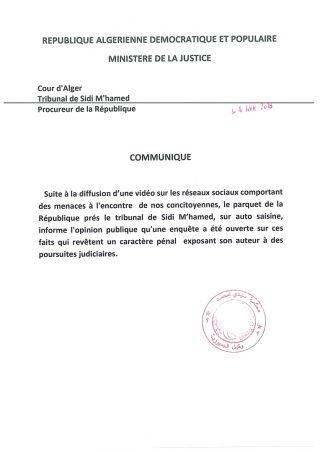 #justice_algerienne