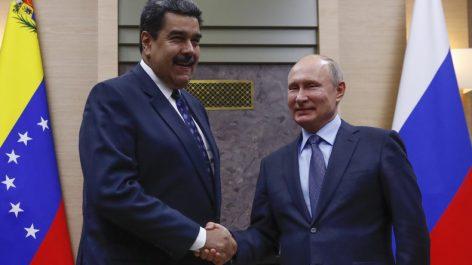 La Russie aide Caracas à éviter des attaques contre son réseau électrique