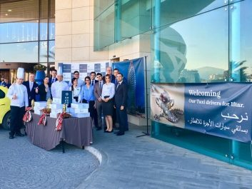 Sheraton Annaba Hotel organise « Iftar pour Taxis »