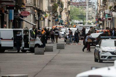 Colis piégé à Lyon: un suspect de nationalité algérienne interpellé
