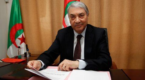 Benflis : «la participation à cette élection sera décidée lors de la…