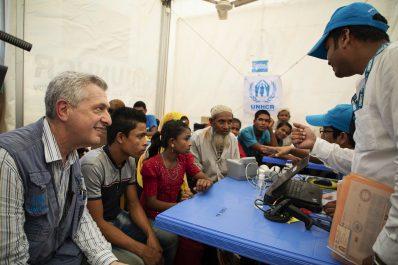 Bangladesh : des cartes d'identité pour 270.000 réfugiés apatrides du Myanmar