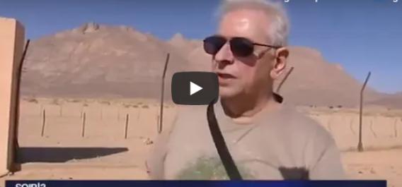 Retour sur les essais nucléaires français à Reggane [vidéo]