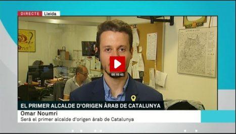 Un jeune algérien élu maire en Catalogne