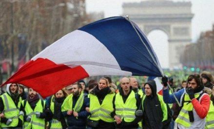 À la veille des élections européennes, les «gilets jaunes» battent encore le pavé
