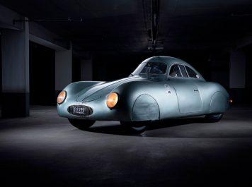 Insolite : La première Porsche aux enchères