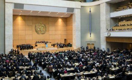 Ouverture à Genève de la 72e AMS pour relever les défis sanitaires du monde