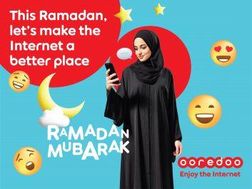 Le groupe Ooredoo lance une nouvelle campagne en ce mois de Ramadhan pour encourager l'Internet sécurisé