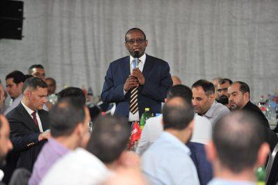 Après les rencontres de l'Ouest à Oran et de l'Est à Constantine : Ooredoo réunit ses employés de la région Centre pour un Iftar Ramadhan
