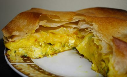 Tajine malsouka au poulet